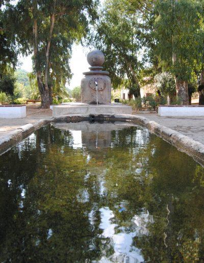 Pilar de La Verbena