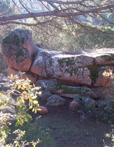 Piedra de La Artesa