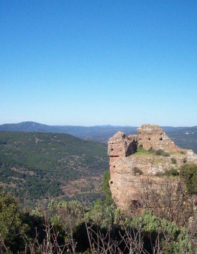 Vistas desde El Castillo del Névalo