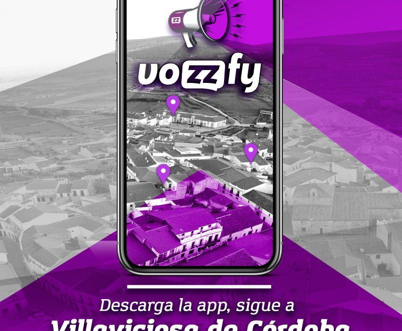 Nueva APP para estar al día de Villaviciosa de Córdoba y cercanias