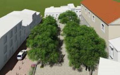 Proyecto de Remodelación de la Plaza de España. Plan Plurianual de Inversiones Locales 2020-2023. Dipucórdoba